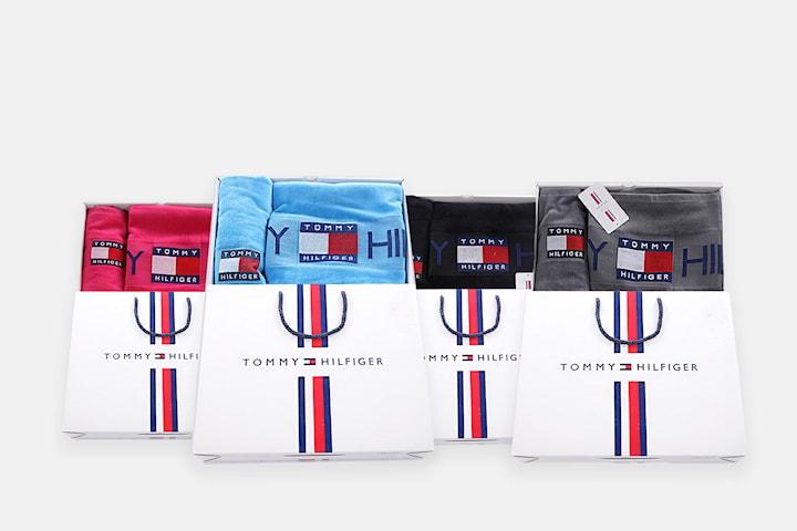 Tommy Hilfiger handdukar 2-pack