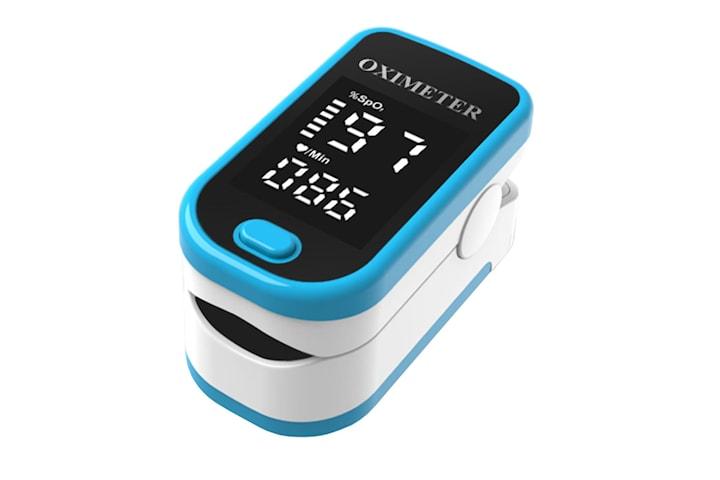 Digital Pulsoximeter - Blå