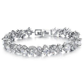 Namida, Van Amstel Diamond Bracelets, Van Amstel armbånd,