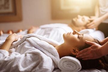 60 minutters par-massasje hos Bislet Massasje