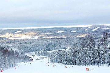 Fira jul, nyår och trettonhelgen på Hassela Ski Resort
