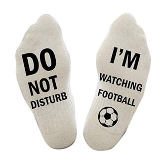 Hvit, I'm Watching Football, 2-pack, 2-pack, ,