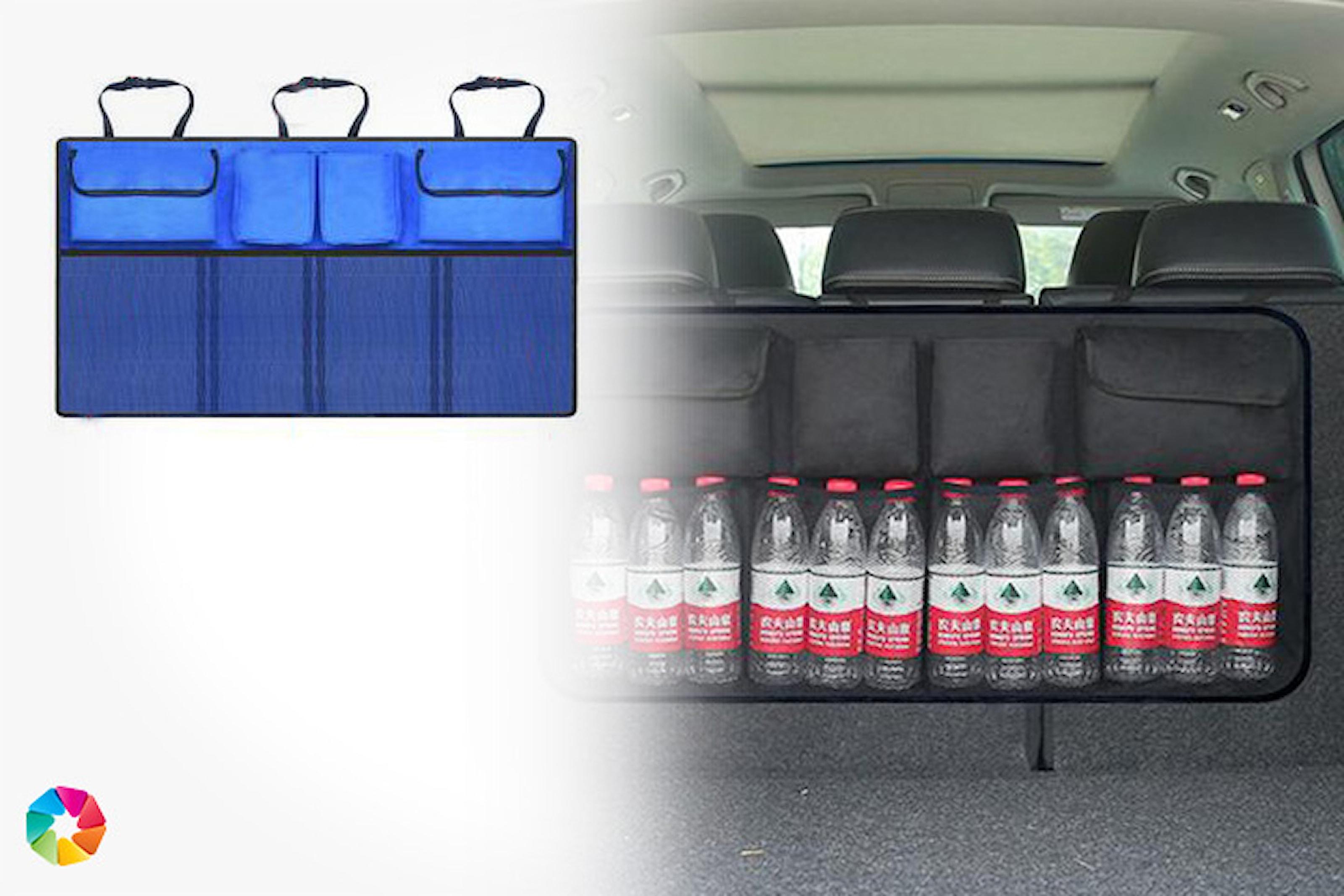 Organiserer til bagasjerommet