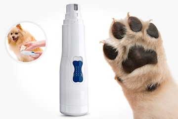 Elektrisk neglesliper til hund og katt