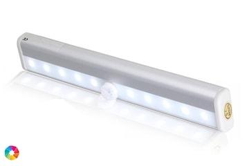 LED-lys til garderobe