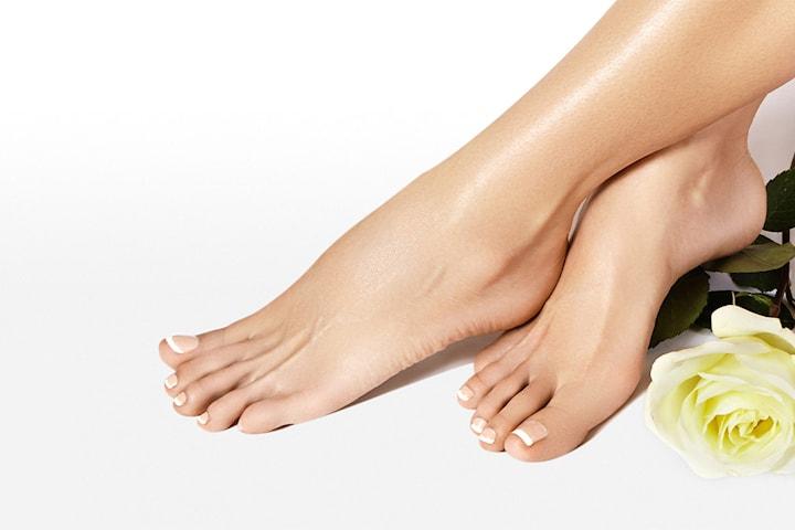 Fotpleiebehandlinger hos Beauty Progress sentralt på Frogner