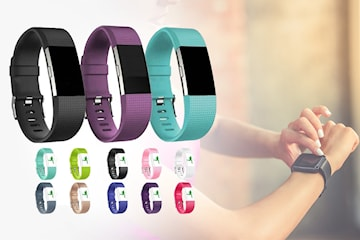 Armband för FitBit Charge 2