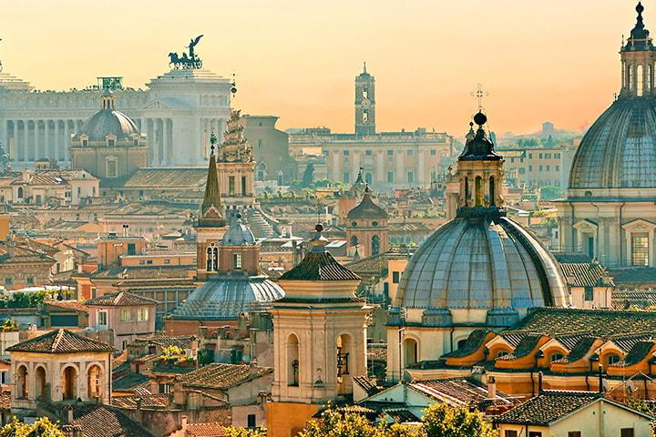Italia med Let's deal Travel