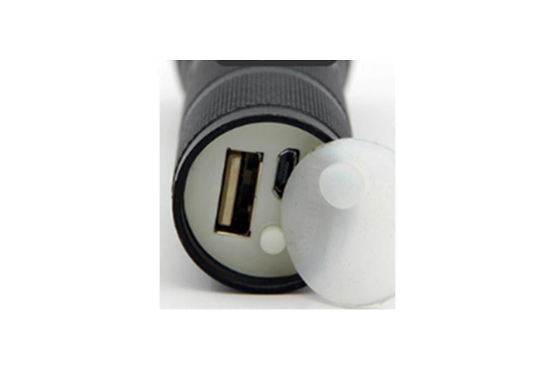 Uppladdningsbar ficklampa