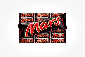 15stk Mars sjokolade à 51g