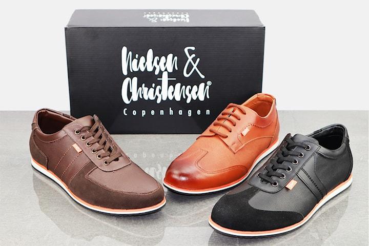 Nielsen & Christensen läderskor