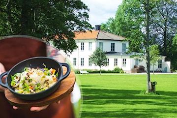 Sommer på Högbo Brukshotell
