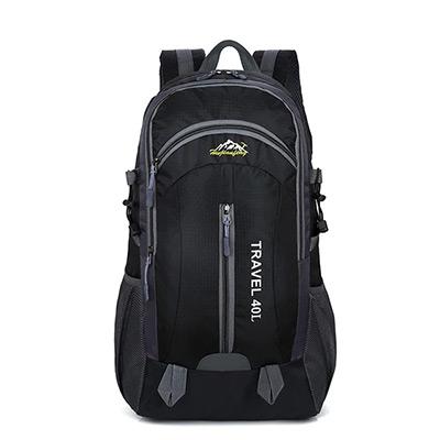 Svart, Outdoor USB backpack, 40 L, Ryggsekk 40L, ,  (1 av 1)