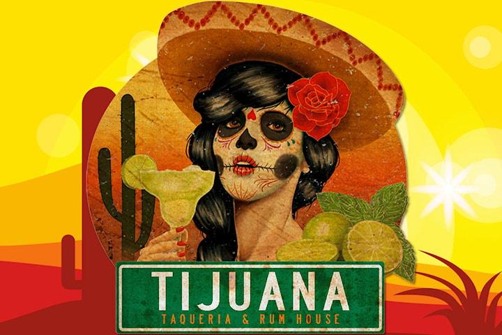 9-retters tasting meny Tijuana på Løkka for bare 245 per pers!