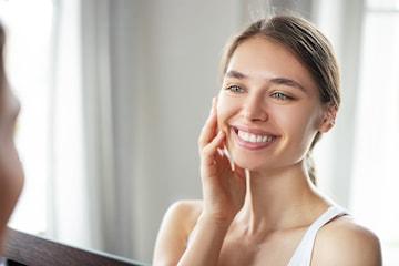 Borttagning av permanent makeup utan laser