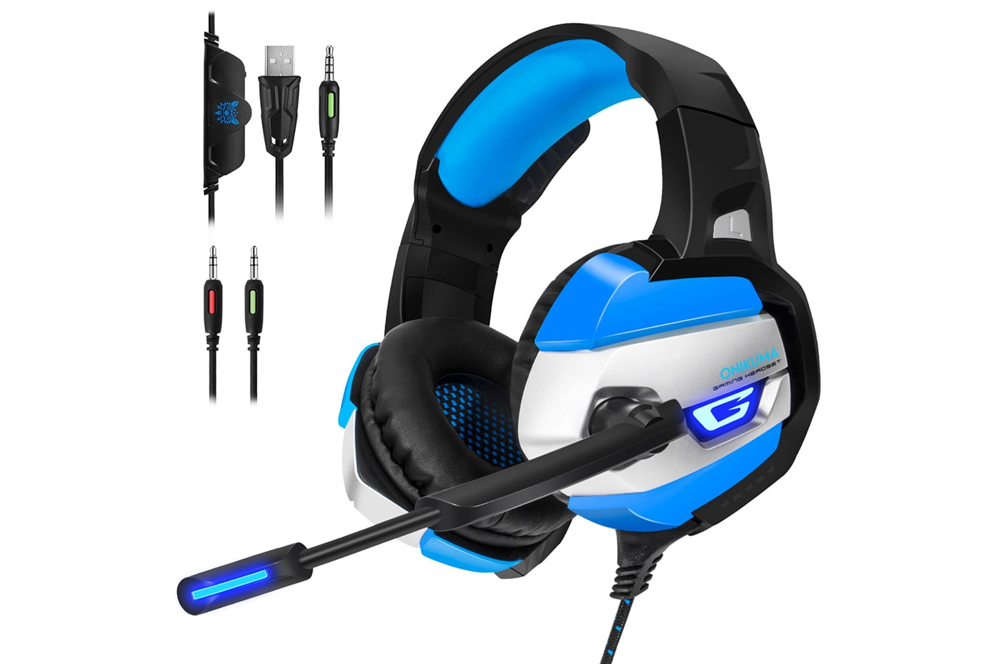 Onikuma gaming headset