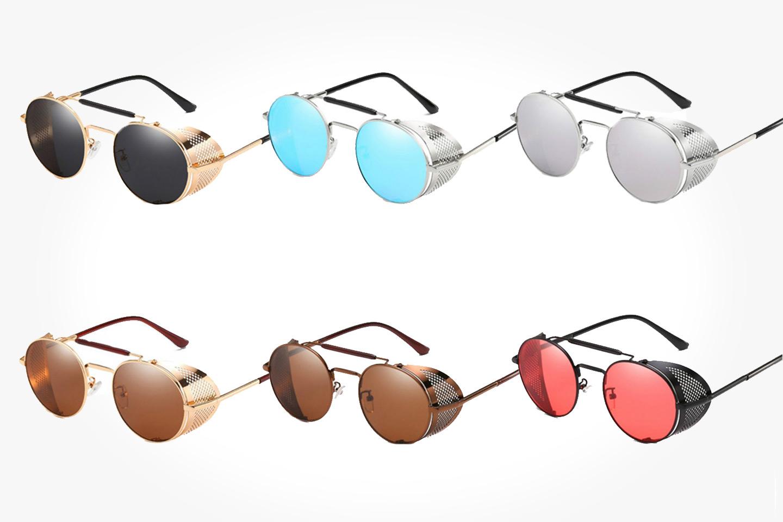 Retro solbriller | Tilbud, rabattkoder og deals Opp til 90