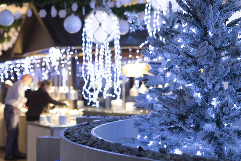 Magiskt julbord på Birka Cruises för 2 personer