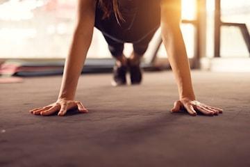 Komplett treningspakke hos Moment Trening og Kompetanse