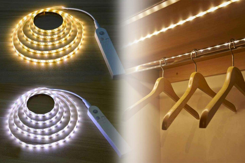 LED-remsa med rörelsesensor (1 av 10)