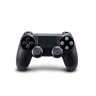 Svart, Wireless, Trådlös spelkontroll till PS4, ,