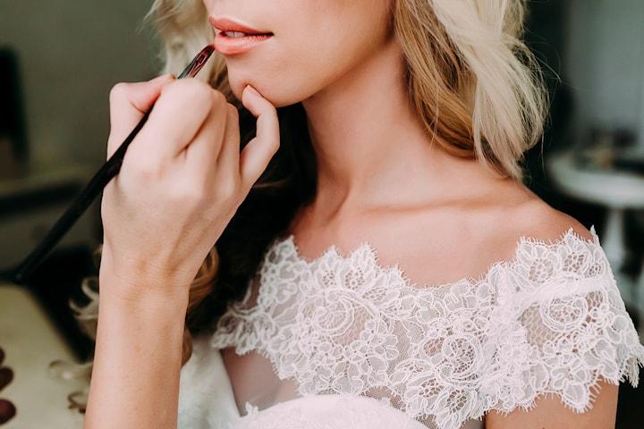Brudmakeup inkl. provsminkning