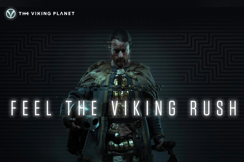 Entrébiljett till The Viking Planet (öppnar 15. juni 2019)