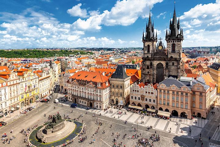 Weekend i Prag inkl. boende på designhotellet Pure White