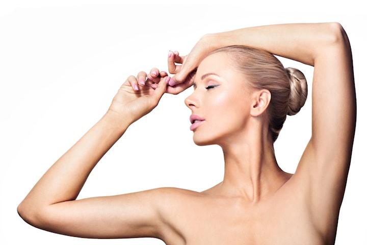 Permanent hårfjerning på valgfritt område hos Skin by Rubi