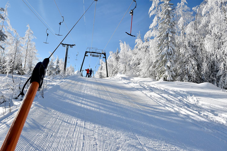 Kortvecka på Hassela Ski Resort, gäller vecka 11-15 (1 av 14)