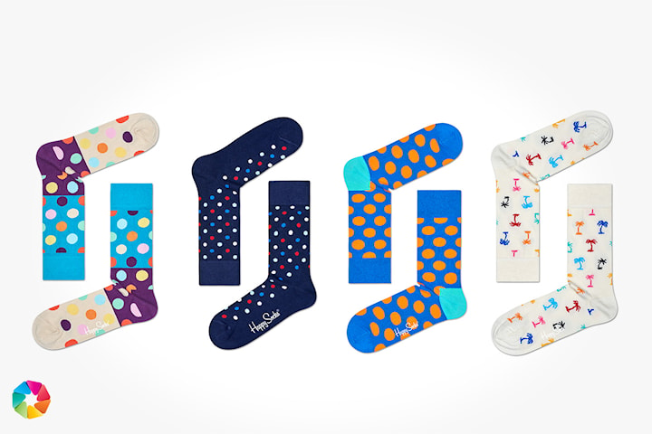 Strumpor från Happy Socks