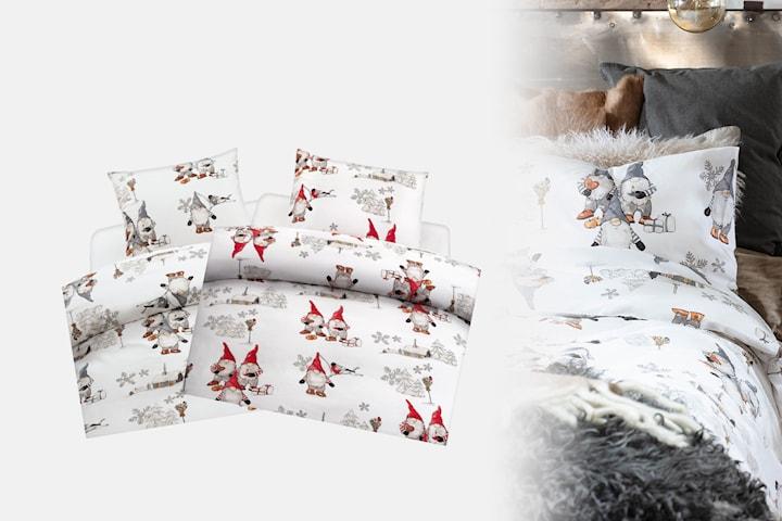 Borganäs Frosty Christmas bäddset