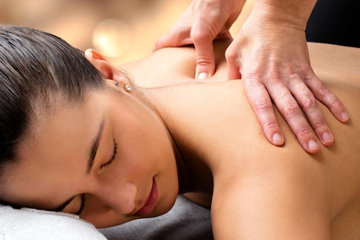 Rygg- och nackmassage Östermalms akupunktur