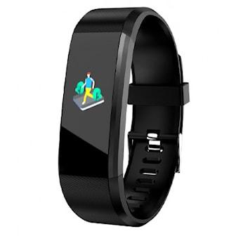 Svart, DBT-HB8C Smart Health Bracelet, Aktivitetsarmband, ,