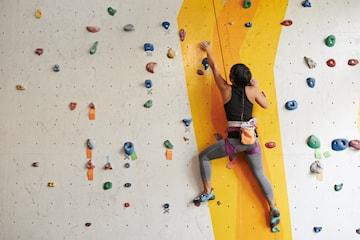 Prøv klatring hos Klatreverket i Drammen