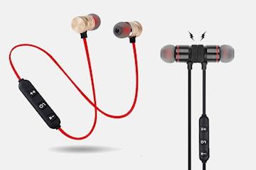 Bluetooth magnetisk headset