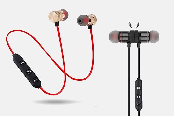 Magnetiskt Bluetooth-headset