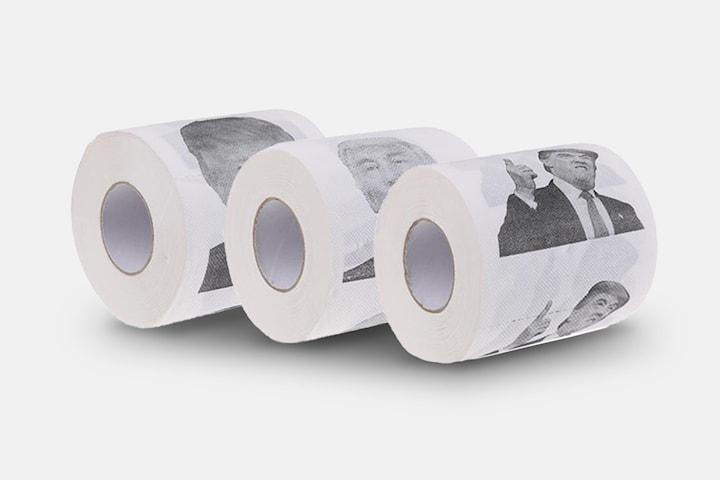 Donald Trump toalettpapir