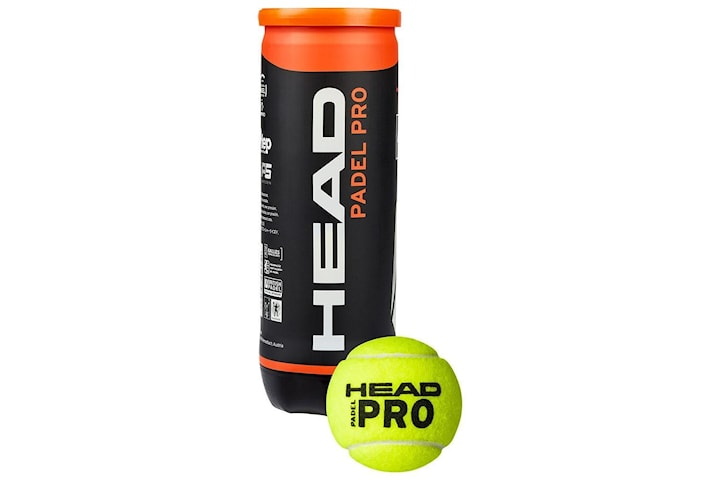 Head, 3x Padelbollar - Padel Pro