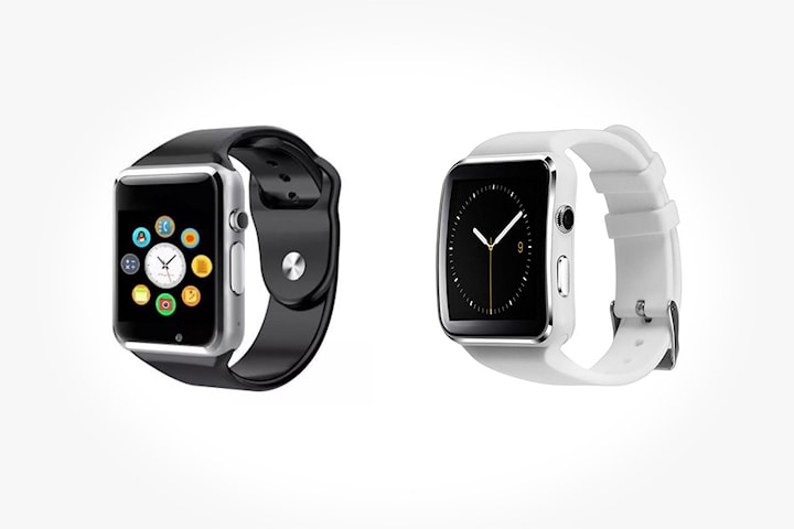 Smartwatch för Android och iOS