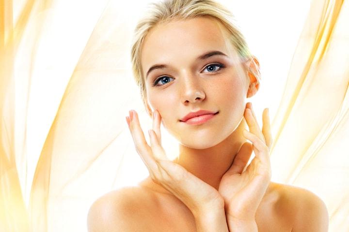 Ge huden lyster och glow hos Veritaskliniken