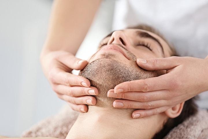 Ansiktsmassage inkl. enklare behandling
