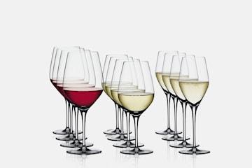 Spiegelau Authentis vin- och champagneglas 12-pack