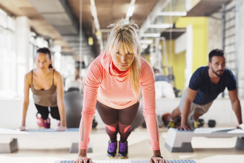 Nordic Wellness: Träningskort Sverige+ (1 av 1)
