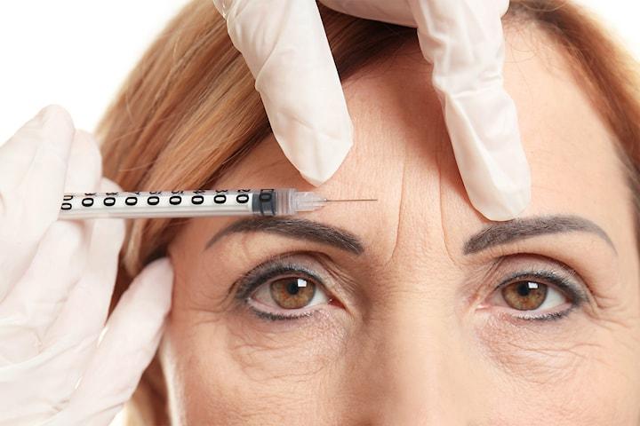 Botulinumtoxin injektionsbehandling hos Mrc Perfection