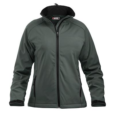 Pistol, L, Clique Softshell Womens Jacket, Clique Softshelljacka, ,  (1 av 1)