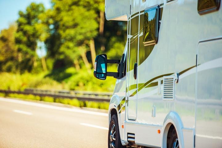 Basservice för stor bil, husbil eller lätt lastbil