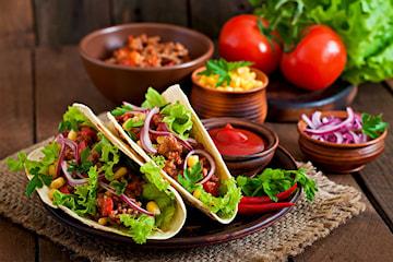 Åpningstilbud på Latin American Streetfood - Valgfri forrett og hovedrett