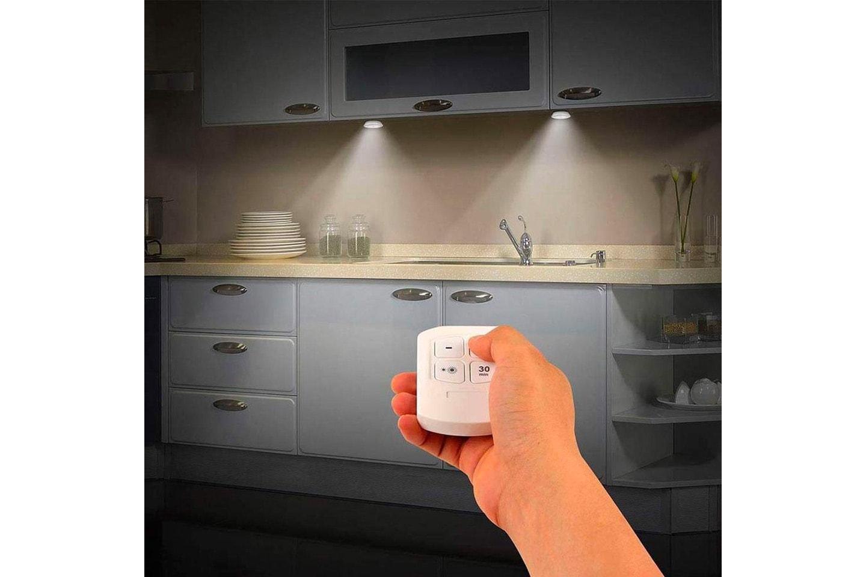 Trådlösa LED-lampor 3-pack