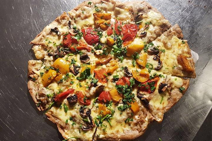 Fransk pizza från Belle